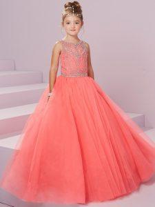 a225daef9 Vestidos de fiesta de promoción para niñas de 12 años - color coral