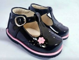 Zapato charol pibe para niña