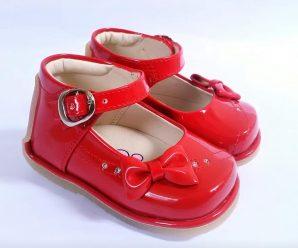 Exclusivos zapatos pibe para bebe mujercita