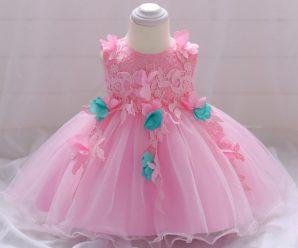 Los 20 vestidos más elegantes para niña, ideales para cualquier ocasión