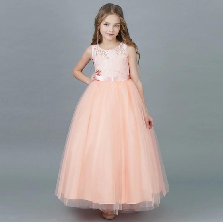 Lo último En Vestidos De Fiesta De Promoción Para Niña Color