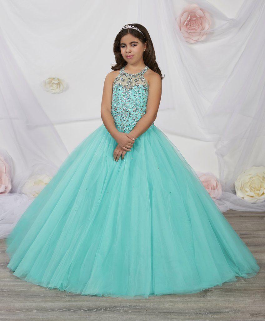 Lindos Vestidos De Fiesta De Promoción Para Niñas Color