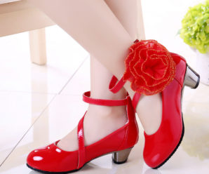 14 modelos de zapatos de niña para la fiesta de promoción