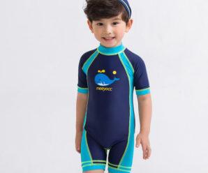 Hermosos modelos de trajes de baño para niños